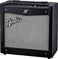 <b>Гитарный комбо Fender Mustang</b> I
