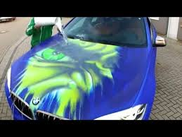 Top <b>5 color</b> changing car/<b>heat</b> sensitive car paint - YouTube