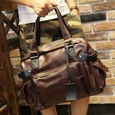 100% Genuine <b>Cow</b> Leather Tote <b>Bags Men's</b> Shoulder <b>Bags</b> ...