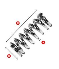 <b>Stainless Steel Compression Springs</b> - Stock Springs Australia