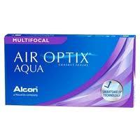 <b>Air</b> Optix (<b>Alcon</b>) Aqua Multifocal (3 линзы) — <b>Контактные линзы</b> ...