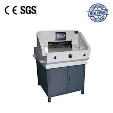 China <b>E520t</b> Electric Program-Controlled Paper Cutter - China ...