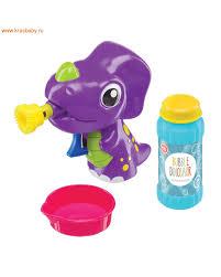 <b>Happy Baby</b> | Набор для пускания <b>мыльных пузырей</b> BUBBLE ...