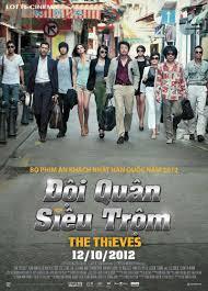 Phim Đội Quân Siêu Trộm-The Thieves