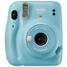 Buy <b>Fujifilm Instax Mini</b> 11 Sky <b>Blue</b> - Instant Camera ...