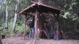 How to build a Treehouse in minutes   YouTubeHow to build a Treehouse in minutes