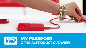 <b>My Passport</b> | Official Product Overview - YouTube