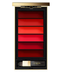 palette red palette spring palette rouge paris spring spring 2016 riche lip paris color loreal lip palette 2016 colour