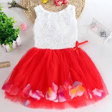 <b>New</b> Vestido Infantil Kids Girls Cute <b>Lace</b> Floral Dresses Princess ...
