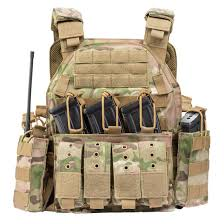 YAKEDA 1000D Nylon Plate Carrier <b>Tactical Vest Outdoor Hunting</b> ...