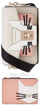Regilla Karl Lagerfeld | Клатч, Кожаные <b>сумки</b>