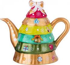 <b>Чайник Заварочный</b> Lefard, Новогодняя Елочка, 1,2 <b>Л</b>, Все Для ...