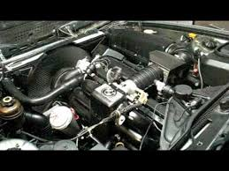 bmw e34 1989 535i m30 engine startup