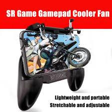 SR <b>Mobiele</b> Gaming GamePad Cooler Cooling Fan Gratis Brand ...