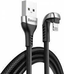 Кабель Lightning для iPhone <b>Baseus Green U</b>-<b>shaped</b> Lamp ...