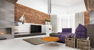 cool modern living rooms decorating ideas stunning living room interior design ideas with purple plush and beautiful white living room