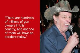 Ted Nugent Quotes Best. QuotesGram via Relatably.com