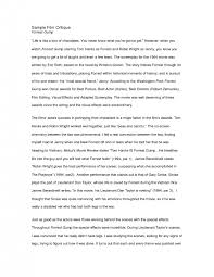 cover letter evaluation examples essay cover letter cover letter entrancing art critique essay example movie evaluation essay example sample evaluation examples