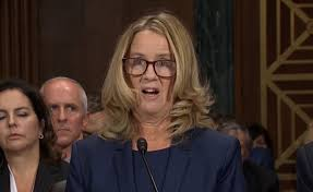Christine Blasey Ford's Father Supported Brett Kavanaugh's ...