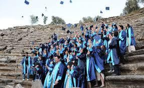 Üniversitedeki Son Vizelerimiz