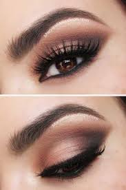 pics and video tutorial for a brown smokey eye day to night look best stuff