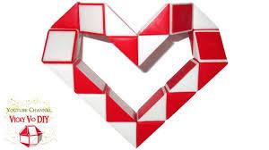 Smiggle Snake <b>puzzle</b> Heart | Rubik snake Love | Rubik's Twist ...