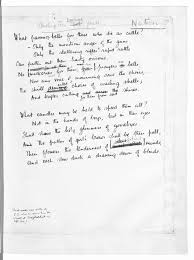 enduring war grief grit and humour exhibit at the british library wilfred owen anthem for doomed youth used by permission of the estate of wilfred
