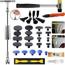Festnight <b>Car Body Dent Remover</b> Repair Puller Kit Werkzeuge fsnf ...