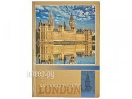 Купить <b>Блокнот</b> Attache London A5 80 листов 571027 по низкой ...