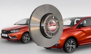 Какие <b>тормозные диски для</b> Lada Vesta и XRAY лучше выбрать ...