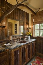 french country style rustic vanity accessories