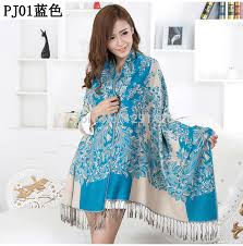 Lakeblue <b>Autumn Winter</b> Women's Fashion Printing Pashmina ...