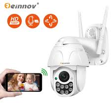<b>HD 1080P 2MP</b> Home Security IP Camera Wireless Samrt Mini PTZ ...