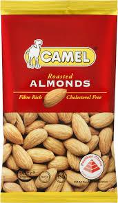 "<b>Натуральный</b> печеный <b>миндаль</b> ""Roasted Almond"" т.м ""<b>Camel</b>"", 40 ..."