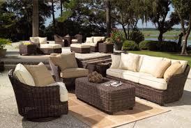 garden furniture patio uamp: tangkula pcs outdoor rattan patio furniture set backyard garden furniture seat cushioned