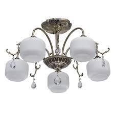 <b>Потолочная люстра MW-Light Моника</b> 372013005 — купить в ...
