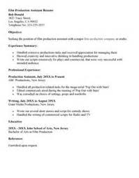 film assistant resume   sales   assistant   lewesmrsample resume  film production assistant resume sle resumes
