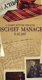 <b>Mischief Managed</b> (2017) - IMDb