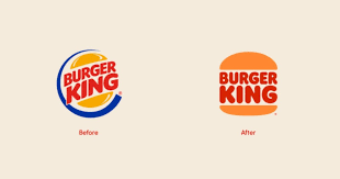 <b>Burger</b> King goes <b>retro</b> with new logo