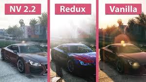GTA 5 – <b>NaturalVision</b> 2.2 vs. Redux vs. Vanilla Visual Graphics ...