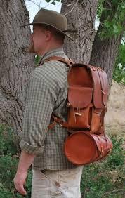 Leather Rucksack | Кожа мастерство, Сумки и Спецодежда
