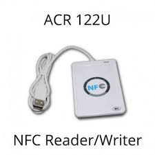 <b>ACR122U NFC Reader</b> & <b>Writer</b> USB