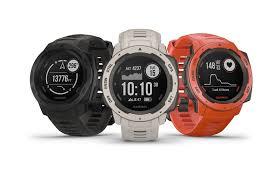 Анонсированы <b>прочные</b> смарт-<b>часы Garmin Instinct</b> для ...