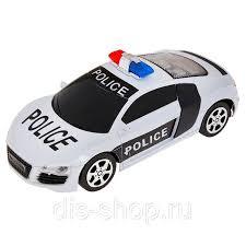 """Машина инерционная """"Полиция"""" 730742: продажа, цена в ..."""