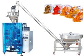 <b>Automatic</b> Packing Machines - Masala Powder Packing Machine ...