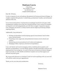 best receptionist cover letter examples   livecareerreceptionist cover lettertraditional design