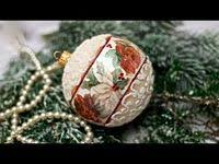 514 Best Новый год images in 2019 | Christmas Ornaments, Diy ...
