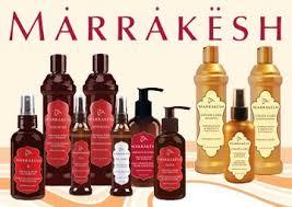 Профессиональный уход для волос и тела - <b>MARRAKESH</b>