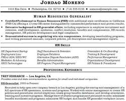 going about preparing a human resources resumegiven below is a   sample of a human resource executive resume for your reference