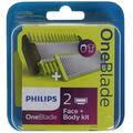 Купить <b>Сменное лезвие PHILIPS OneBlade</b> QP620/50 в интернет ...